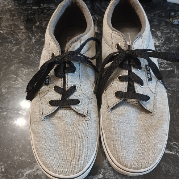 Vans Shoes | Girls Size 5 | Poshmark